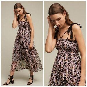 Boemo Manassa Printed Midi Dress